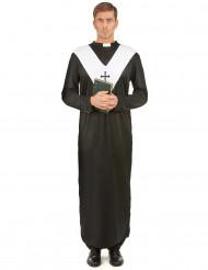 Präst - Maskeradkostym för vuxna till maskisen