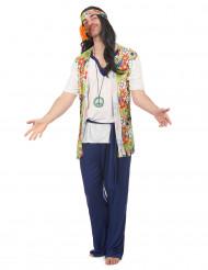 Kärleksfulla Ken - Hippiedräkt för vuxna