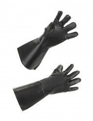 Handskar i fejkskinn vuxna