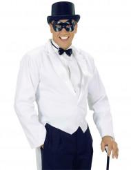 Svart ögonmask - Maskeradmask för vuxna