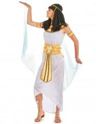 Egyptisk drottning dräkt damstorlek