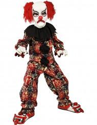 Hiskelig clowndräkt barn