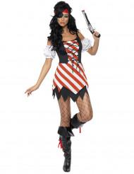 Pirat-utklädnad vuxen