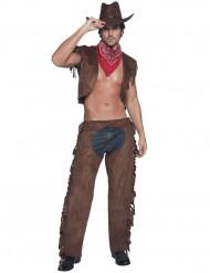 Sexy cowboydräkt Herrdräkt