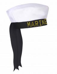 Marine - Sjömansmössa till maskeraden