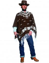 Cowboy-dräkt man