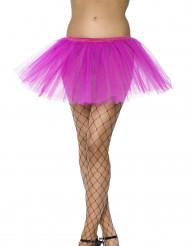 Rosa ballerinakjol dam