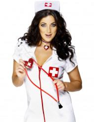 Stetoskop hjärta