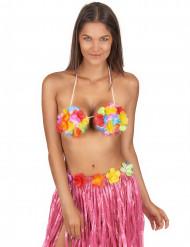 Bikini Överdel med blommor