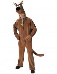 Maskeraddräkt Scooby-doo™ vuxen
