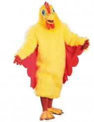 Maskeraddräkt kyckling vuxen
