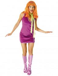 Maskeraddräkt Daphne Scooby Doo™ vuxen
