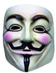 V för Vendetta™ mask vuxen