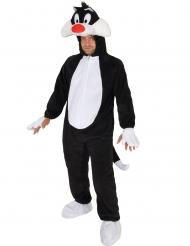 Katten Sylvester™ Looney Tunes - utklädnad vuxen