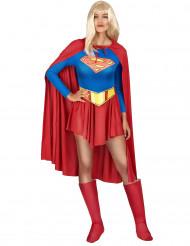 Supergirl™ - Maskeradkläder för vuxna