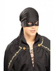 Zorro™ huvudscarf och mask