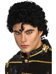 Michael Jackson™ - Lockig peruk för vuxna