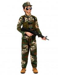 Soldat - utklädnad barn