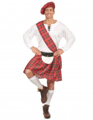Kostym med inspiration från Skottland herrar
