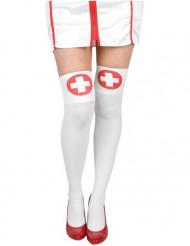 Knästrumpor sjuksköterska