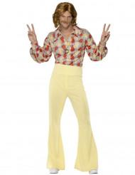 Disco Dave -  70-talsdräkt för vuxna
