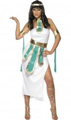 Egyptisk drottning-dräkt för vuxna till maskeraden