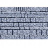 Borgvägg 12 m - Väggdekoration till festen