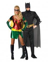 Batman™ och Robin™ Pardräkt Vuxen
