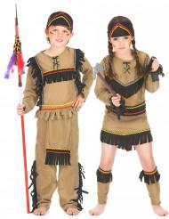 Indianduo - Pardräkt för barn till maskeraden