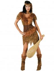 Förhistorisk jägare - Maskeradkläder för vuxna