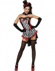 Sexig vampyr - utklädnad för vuxna till Halloween