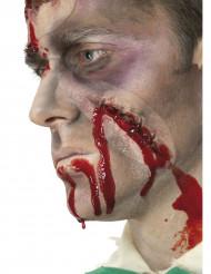 Stygn i kinden - Oäkta sår till Halloween