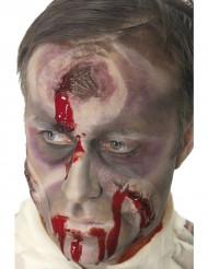 Skallfraktur - Oäkta sår till Halloween