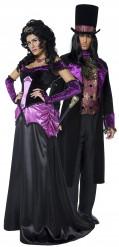 Greven och Grevinnan - Pardräkt Vuxna för Halloween