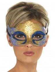 Venetiansk mask som glittrar för vuxna