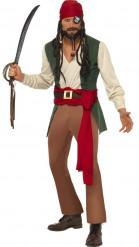 Cool pirat-utklädnad för vuxna till maskeraden