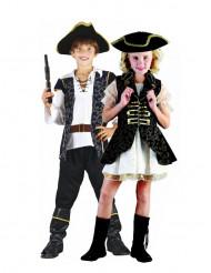 Lurigt piratpar - Pardräkt för barn