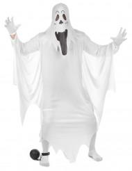 Spöke - Halloweendräkt för vuxna