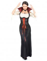 Kaxig vampyr - Halloweenkostym för vuxna