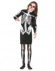 Rangel - Skelettdräkt för barn till Halloween