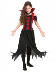 Fräck vampyrdräkt för barn till Halloween