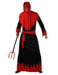 Djävulsdräkt Halloween herrar