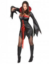 Sexig vampyr - Halloweendräkt för vuxna