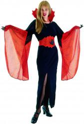 Vampyrdräkt Halloween damer