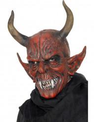 Demon - Halloweenmask för vuxna
