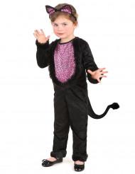 Katt - utklädnad barn