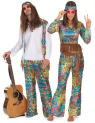Baba Cool hippie-pardräkt