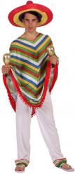 Mexikoinspirerad kostym herrar