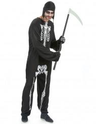 Skelettdräkt Man Halloween