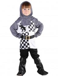 Rutig riddare - utklädnad barn